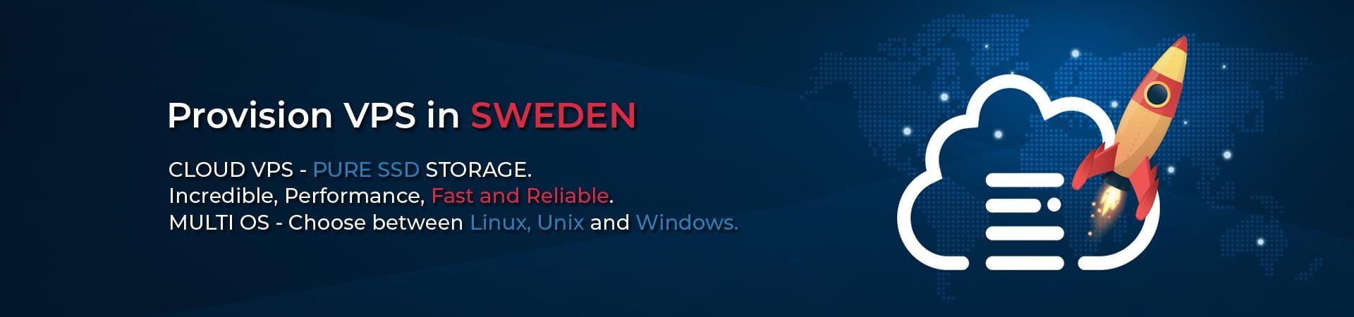 VPS in SWEDEN