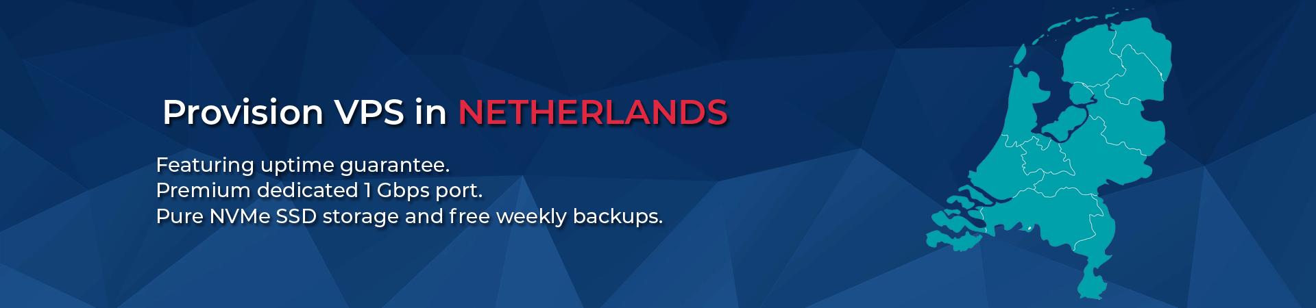 VPS in NETHERLANDS