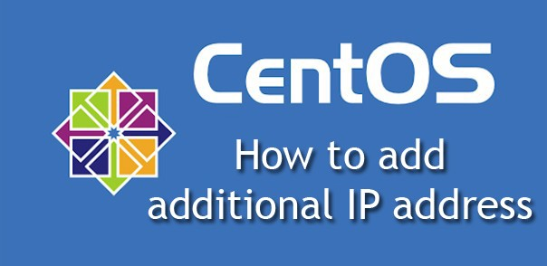 How to add additional IP address